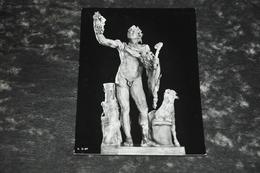5162   ROMA, MUSEI CAPITOLINI, STATUA DI FAUNO EBBRO - Musei