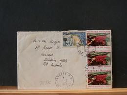 82/972 LETTRE  POUR AUSTRALIE - Polynésie Française