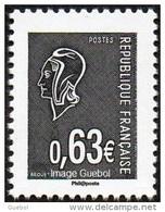 France N° 4786 ** La Vème République Au Fil Du Timbre - Marianne De Béquet - France