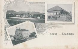 Kranj Krainburg - Slovenië