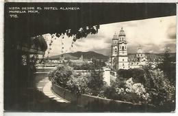 MEXICO MORELIA ESCRITA - México