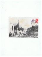 MILLENAIRE  MARCHE AUX BESTIAUX  LE CATEAU (NORD) 21 SEPTEMBRE 1987 - Le Cateau