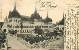 ASIE  THAILANDE  BANGKOK  Royal Palace - Thaïlande