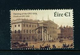 IRELAND - 2018 Dublin Post Office 1 Euro  Used As Scan - 1949-... République D'Irlande