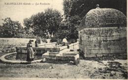 30 - Gard - Salinelles - La Fontaine - C 4117 - France