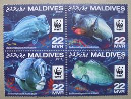 Malediven     WWF      2016    ** - W.W.F.