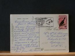 82/989   CP POUR AUSTRALIE 1968 - Nieuw-Caledonië