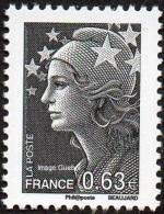 France N° 4792 ** La Vème République Au Fil Du Timbre - Marianne De Beaujard - France
