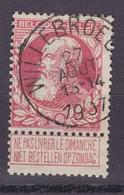 N° 74 WILLEBROECK - 1905 Grosse Barbe