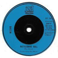 """Wizzard  """"  Rattlesnake Roll  """" - Vinyles"""