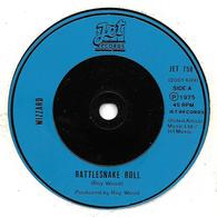 "Wizzard  ""  Rattlesnake Roll  "" - Vinyl Records"