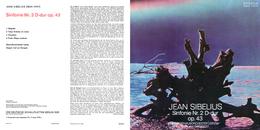 Superlimited Edition CD C.Garaguly&Gewandhausorchester. SIBELIUS. SINFONIE Nr.2, D-dur. - Klassik
