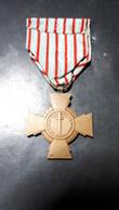 MÉDAILLE DU COMBATTANT - 1939-45