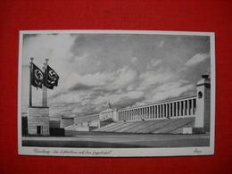 """Sw-Karte """"Nürnberg - Stadt Der RPT Mit Zeppelinfeld"""" , Ungebraucht - Deutschland"""