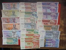 "LOT 22 BILLETS ""ZAIRE"" NEUFS Ou CIRCULER - Coins & Banknotes"