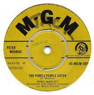 """Sheb Wooley   """"  The Purple People Eater  """" - Vinyl Records"""