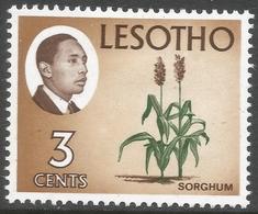 Lesotho. 1967 Definitives. 3c MH. SG 151 - Lesotho (1966-...)