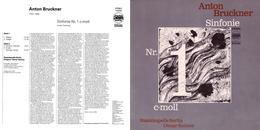 Superlimited Edition CD Otmar Suitner. BRUCKNER. SINFONIE No 1. - Klassik