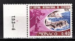 MONACO 1969 N° 807 NEUF** - Nuovi