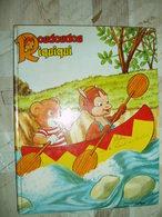 ROUDOUDOU-RIQUIQUI RELIURE LUXE NO 25-ED.VAILLANT-1967 - Vaillant