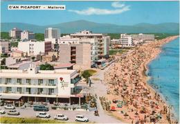 C\'An Picafort - Mallorca - Vista Panoramica Y Playa - & Old Cars - Palma De Mallorca