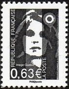 France N° 4789 ** La Vème République Au Fil Du Timbre - Marianne De Briat - France