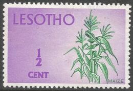 Lesotho. 1971 Definitives. ½c MH. SG 191 - Lesotho (1966-...)