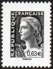 France N° 4782 ** La Vème République Au Fil Du Timbre - Marianne De Decaris - France