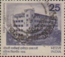 USED STAMPS India - The 60th Anniversary Of Shreemati Nathib-  1975 - India