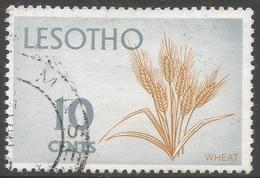 Lesotho. 1971 Definitives. 10c Used. SG 198 - Lesotho (1966-...)