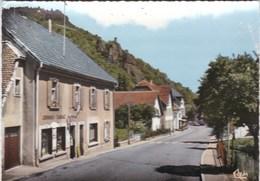 LE BONHOMME - HAUT-RHIN  -  (68) -  CPSM DENTELÉE 1971 - JOURNAUX-TABAC. - France