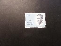 """S.M. Le Roi Baudouin, Type """"Velghe"""" N°2069. 100F, Grand Format N°2127 - 1981-1990 Velghe"""