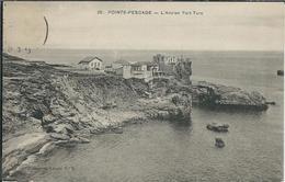 Algerie : Alger, Pointe Pescade, L'Ancien Fort Turc - Algeria