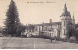 Charente - St-Claud-sur-le-Son - Château Astier - France