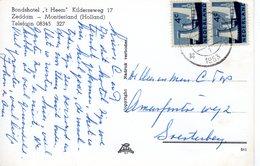 6 X  1953 Ansicht Van ZEDDAM Naar Soesterberg - Periode 1949-1980 (Juliana)