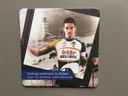 HERENTaLS - Jurgen Van Den Broeck - Lotto Belisol - Wielrennen - Cyclisme - Mont Ventoux - Herentals