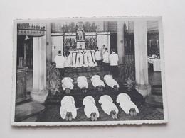 Studiehuis Voor ZENDELINGEN - REDEMPTORISTEN - BEAUPLATEAU Heilige Wijdingen ( Thill ) Anno 19?? ( Voir Photo ) ! - Missions
