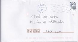 MARIANNE DE CHIAPPA  N°4768  SUR LETTRE DE 2013 - 2013-... Marianne De Ciappa-Kawena