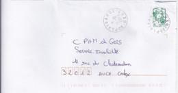 MARIANNE DE CHIAPPA  N°4774 SUR LETTRE  DE 2013 - 2013-... Marianne De Ciappa-Kawena