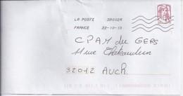 MARIANNE DE CHIAPPA  N°4779  SUR LETTRE  DE 2013 - 2013-... Marianne De Ciappa-Kawena