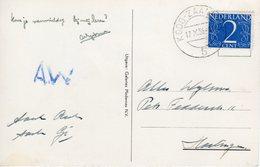 17 X 1956 Ansicht Van Koog-Zaandijk Naar Harlingen - Periode 1949-1980 (Juliana)