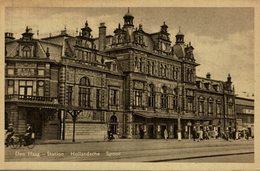 DEN HAAG STATION HOLLANDSCHE SPOOR - Den Haag ('s-Gravenhage)