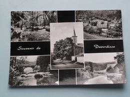 Souvenir De DAVERDISSE / Hotel Du Moulin ( Arduenna ) Anno 19?? ( Voir Photo ) ! - Daverdisse