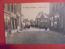 Wervik :Rue Du Pont-ANIMATION (W47) - Wervik