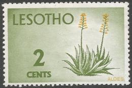 Lesotho. 1971 Definitives. 2c MH. SG 193 - Lesotho (1966-...)