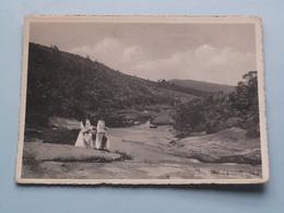 Kanunnikessen - Missionarissen  Van Den H. Augustinus HEVERLEE ( Indië - Indes ) ( Thill ) Anno 19?? ( Voir Photo ) ! - Missionen
