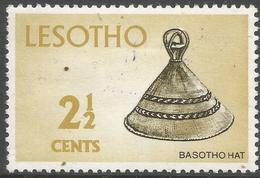 Lesotho. 1971 Definitives. 2½c MH. SG 194 - Lesotho (1966-...)