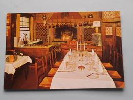 Auberge Du Pêcheur Pontstraat 42 DEURLE / Hotel - Restaurant - Bar (Publikaart) Anno 19?? ( Voir Photo ) ! - Sint-Martens-Latem