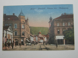 BRASSO , Schöne Karte Um 1915 - Ungheria