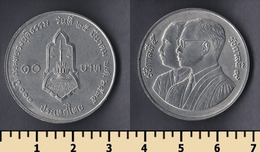 Thailand 10 Baht 1992 - Thaïlande